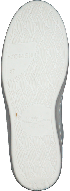 Witte WOMSH Lage sneakers SNIK WMN - large