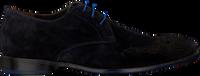 Blauwe FLORIS VAN BOMMEL Nette Schoenen 18075 - medium