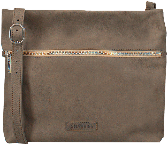 Taupe SHABBIES Schoudertas 262020006 - large