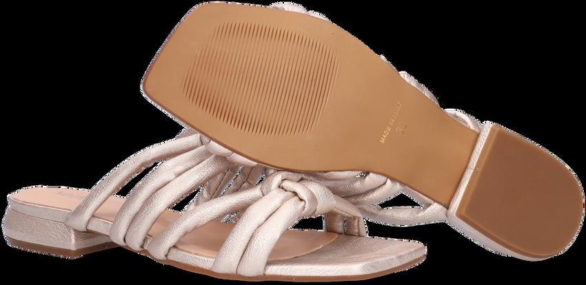 Gouden NOTRE-V Slippers 1312  - larger