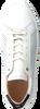 Witte FRED DE LA BRETONIERE Sneakers 101010056  - small