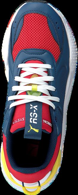 Blauwe PUMA Lage sneakers RS-X MASTER  - large