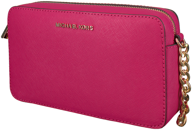 Roze MICHAEL KORS Schoudertas MD EW CROSSBODY - large