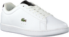 Witte LACOSTE Lage sneakers CARNABY EVO 220 - small