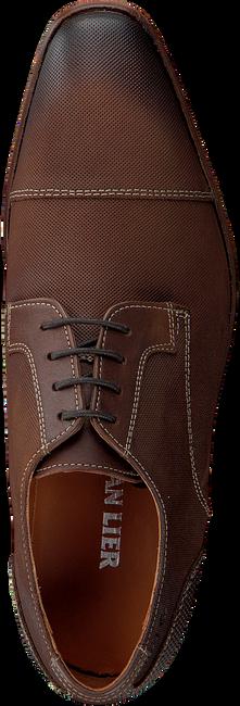 Cognac VAN LIER Nette schoenen 6032 - large