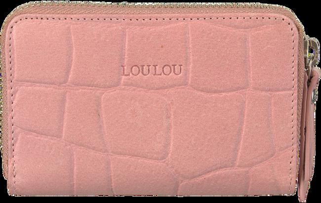 Roze LOULOU ESSENTIELS Portemonnee SLB4XS  - large