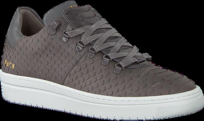 Grijze NUBIKK Sneakers YEYE PYTHON  - large