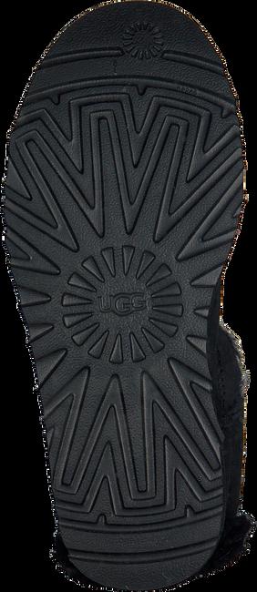 Zwarte UGG Vachtlaarzen ARIELLE  - large