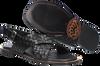 Zwarte SHABBIES Sandalen 170020170  - small