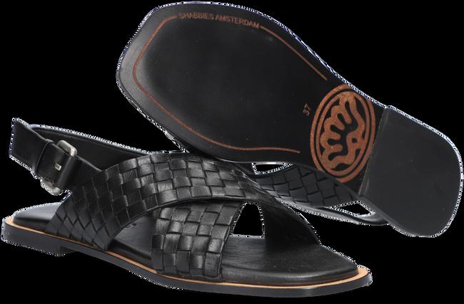 Zwarte SHABBIES Sandalen 170020170  - large