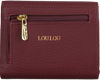 Rode LOULOU ESSENTIELS Portemonnee SLB6XS GIRL BOSS GOLD - small