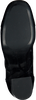 Zwarte LOLA CRUZ Enkellaarsjes BOTIN MILITAR EN PIEL T.90  - small