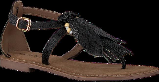 Zwarte LAZAMANI Sandalen 75.539 - large
