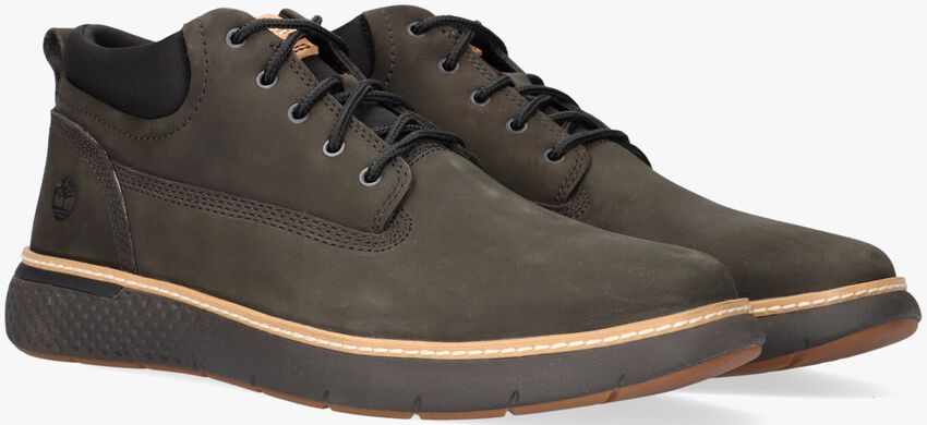 Groene TIMBERLAND Hoge Sneaker CROSS MARK CHUKKA  - larger