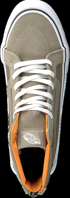 Groene VANS Sneakers SK8-HI SLIM ZIP  - large