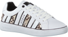 Witte GUESS Lage sneakers BOLIER  - small