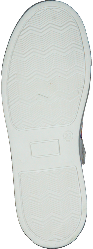 Witte GIGA Lage sneakers G3424  - larger