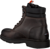 Bruine TOMMY HILFIGER Veterboots CASUAL BOOT  - small