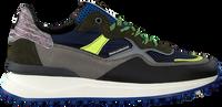 Blauwe FLORIS VAN BOMMEL Lage sneakers 16314  - medium