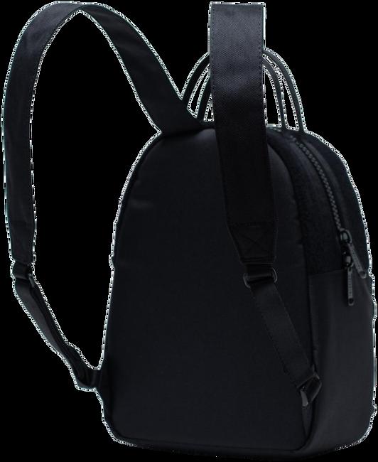Zwarte HERSCHEL Rugtas NOVA MINI TEDDY - large