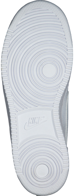 Witte NIKE Sneakers COURT BOROUGH LOW (GS) - large
