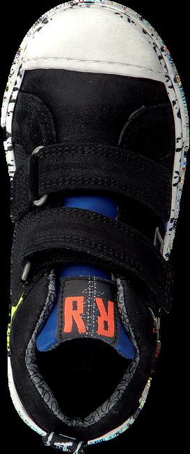 Zwarte RED-RAG Sneakers 13329  - large