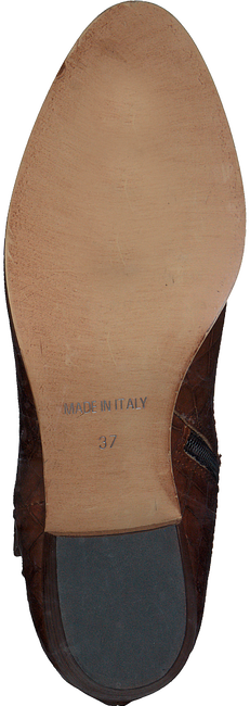 Bruine NOTRE-V Enkellaarsjes 5011\07  - large