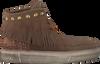 Beige KARMA OF CHARME Enkelboots ULURU ETHNIC  - small