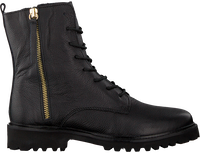 Zwarte OMODA Veterboots BEE 577  - medium