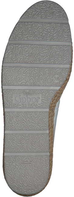 Witte GABOR Instappers 400  - large