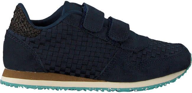Blauwe WODEN Sneakers YDUN WEAVED II - large
