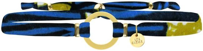 Blauwe MY JEWELLERY Armband AFRICA BRACELET - large