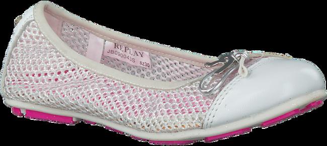 Zilveren REPLAY Ballerina's FLINT  - large