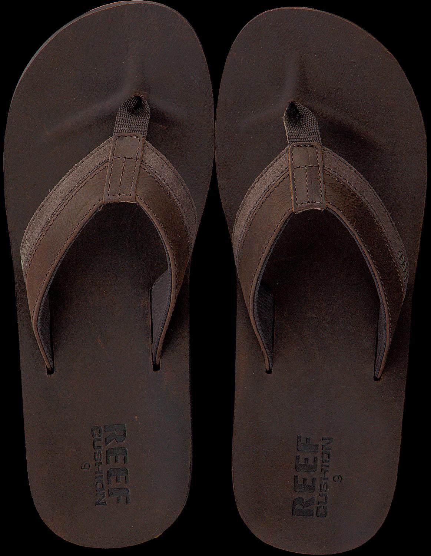 Bruine REEF Slippers CONTOURED CUSHION