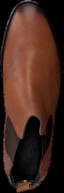 Cognac TOMMY HILFIGER Chelsea boots SIGNATURE HILFIGER CHELSEA  - large