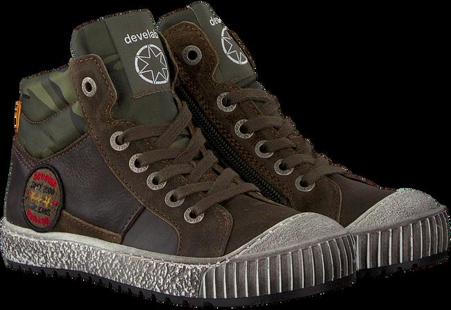 Groene DEVELAB Sneakers 41717 - large