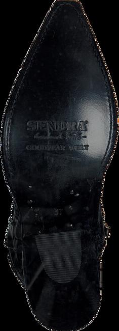 Zwarte SENDRA Cowboylaarzen 10779 - large