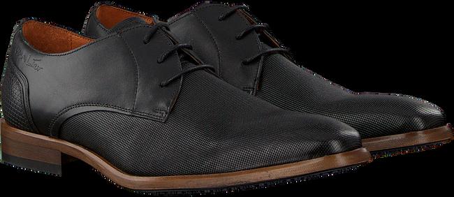 Zwarte VAN LIER Nette schoenen 1951700  - large
