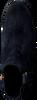 Blauwe TOMMY HILFIGER Enkellaarsjes TH INTERLOCK FLAT  - small