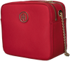 Rode TOMMY HILFIGER Schoudertas CAMERA BAG ICON - small
