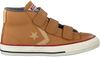 Cognac CONVERSE Sneakers STAR PLAYER EV 3V OX KIDS - small
