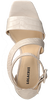 Beige LOLA CRUZ Sandalen 145Z45BK  - small