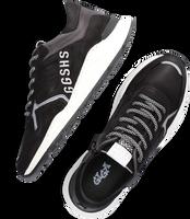 Zwarte GIGA Lage sneakers G3850  - medium