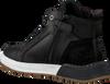 Zwarte OMODA Hoge sneaker A0F500E6L_BLCKOM  - small