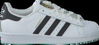 Witte ADIDAS Sneakers SUPERSTAR DAMES  - medium