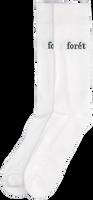 Witte FORÉT Sokken WALK SOCKS  - medium
