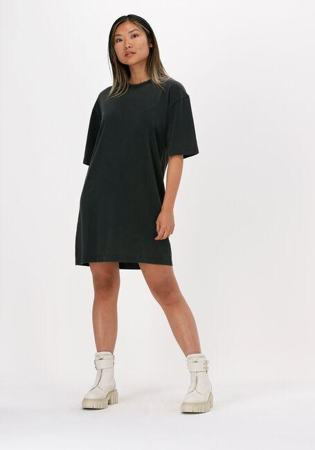 Grijze CATWALK JUNKIE Mini jurk DR NUNA - large