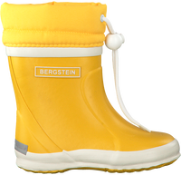 Gele BERGSTEIN Regenlaarzen WINTERBOOT  - medium