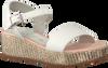 Witte UNISA Sandalen TERETE - small