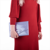 Paarse TED BAKER Clutch CERSEI  - small
